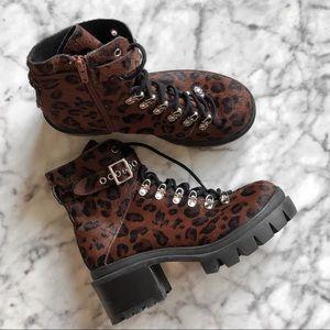 Jeffrey Campbell Czech-F Boots